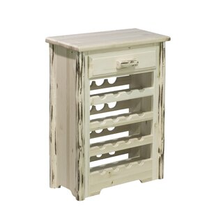 Tustin 16 Bottle Floor Wine Rack