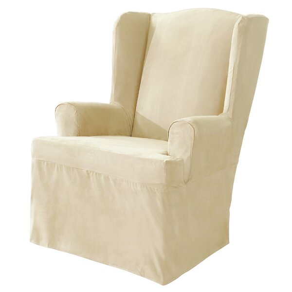 High Quality Wing Chair Slipcovers Youu0027ll Love | Wayfair