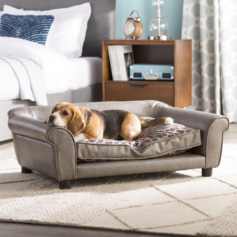 Archie Amp Oscar Corina Dog Sofa Amp Reviews Wayfair