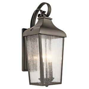 Harpole 2-Light Outdoor Wall Lantern