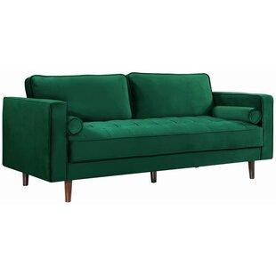 Modern & Contemporary Lime Green Sofa | AllModern