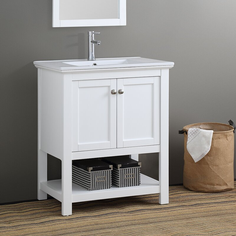 Fresca Cambria Manchester 30 Quot Single Bathroom Vanity Set
