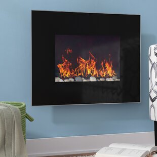 Find The Perfect Wall Mounted Fireplaces Wayfair