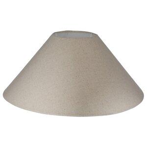 Slubby Cotton Empire Lamp Shade