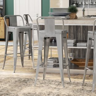 Halie 29.5 Bar Stool (Set of 4)