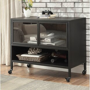 Tv Stand On Casters Wayfair