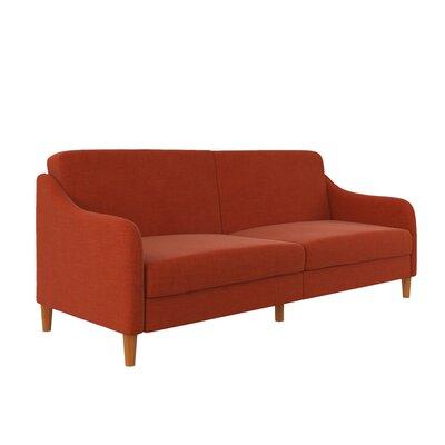 Modern Orange Sleeper Sofas Couches Allmodern