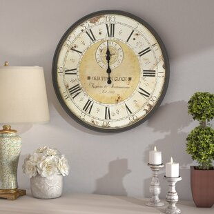 Wall Clocks Youu0027ll Love | Wayfair