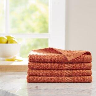 Brown Kitchen Towels