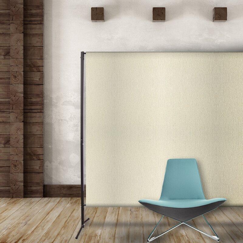 Rod Desyne Multi Purpose Portable 1 Panel Room Divider Wayfair