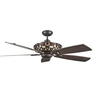 51 inch 60 inch ceiling fans joss main 60 5 blade ceiling fan mozeypictures Images