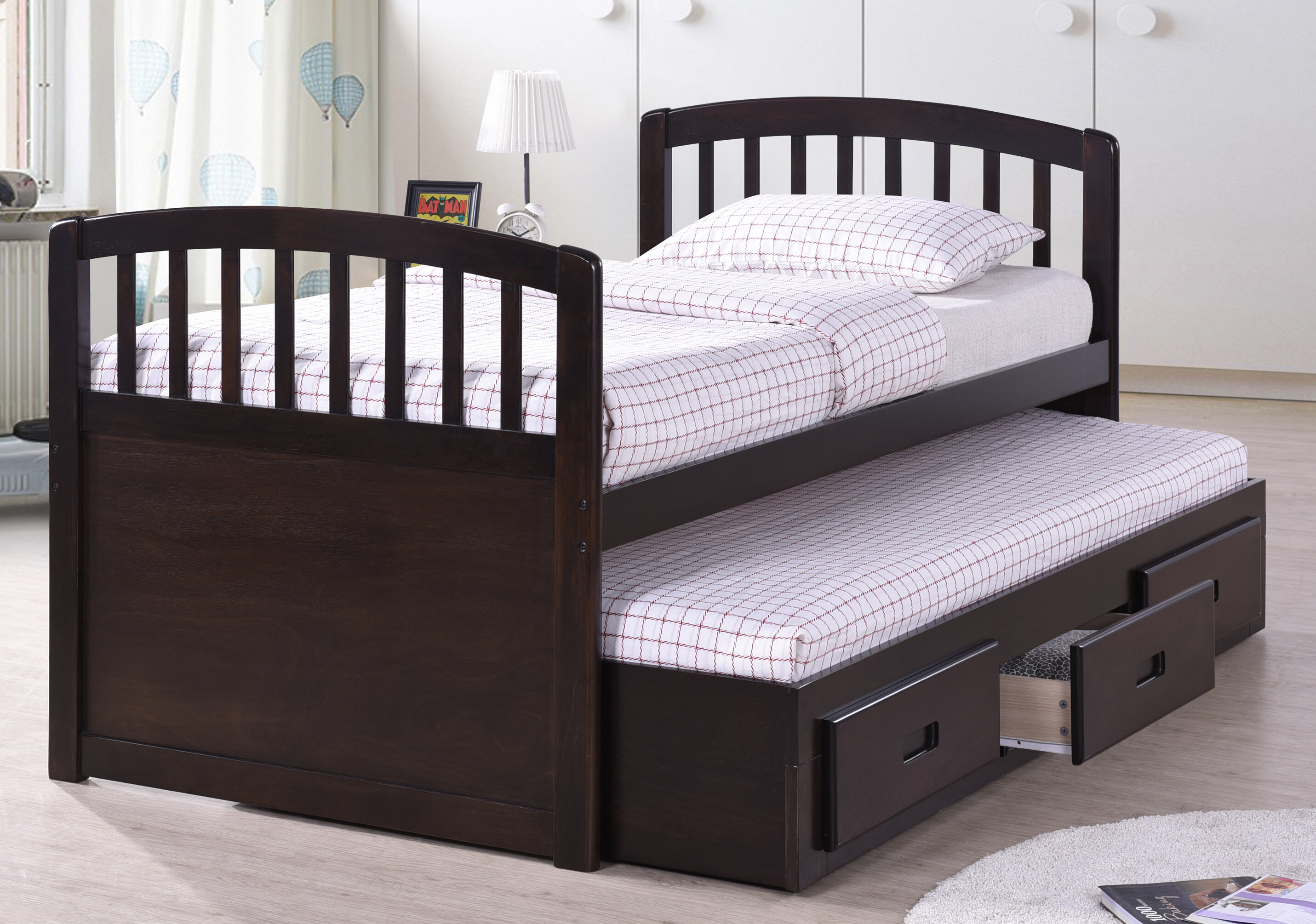 today home bed with product free shipping mobby shore drawers twin trundle overstock garden south
