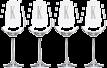 Personalized Wine & Champagne Glasses