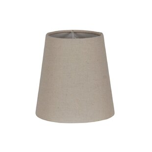 Tall 14cm Fabric Empire Lamp Shade