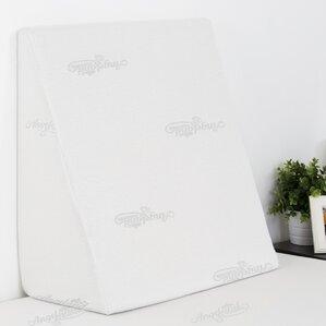 Visco Elastic Luxury Bed Wedge Memory Foam Pillow by Alwyn Home