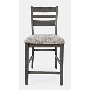 Berea Ladderback Counter 24 Bar Stool (Set of 2)