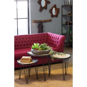 Fogle 3 Piece Nesting Tables (Set of 3..