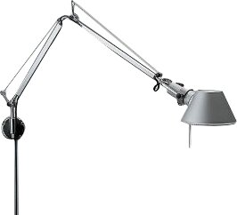 Tolomeo 1 Light Led Plug In Swing Arm Lamp