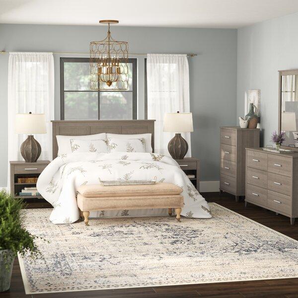 Wonderful Laurel Foundry Modern Farmhouse Valencia Queen 6 Piece Bedroom Set U0026  Reviews | Wayfair