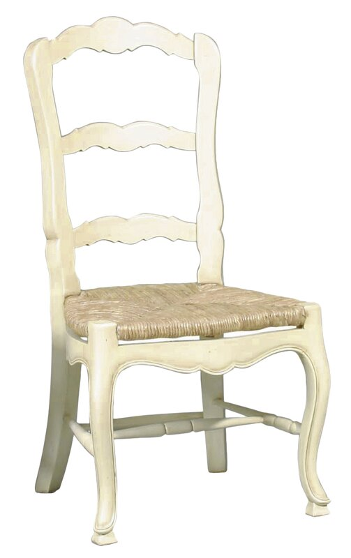 Amazing Tifany Ladderback Solid Wood Dining Chair