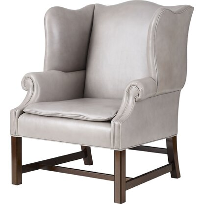 Darryl Carter Morse Wingback Chair
