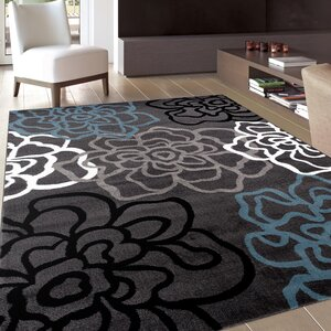 Sharen Gray Area Rug