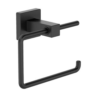 Black Toilet Paper Holders You Ll Love Wayfair