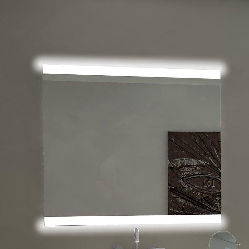 Backlit Bathroom Vanity Wall Mirror