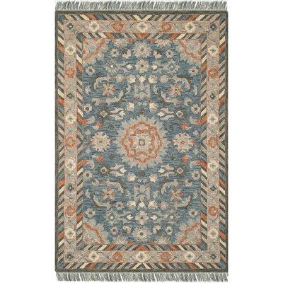 Blue Wool Oriental Rugs You Ll Love Wayfair