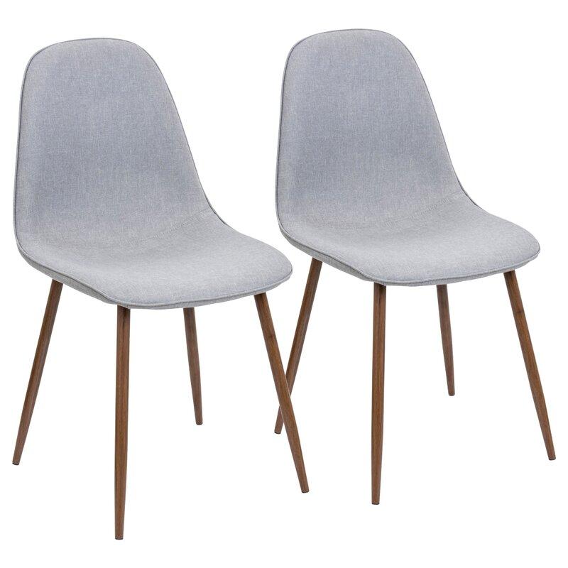 Birdsall Mid Century Modern Upholstered Dining Chair