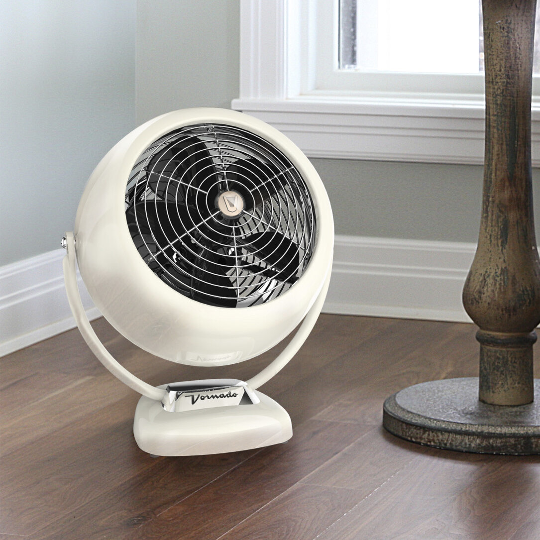 Vornado large vintage whole room air circulator 14 floor fan reviews wayfair