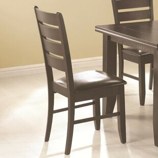 Kohut Wooden Dining Chair (Set of 2)