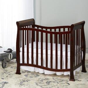 Piper 4-in-1 Convertible Mini Crib