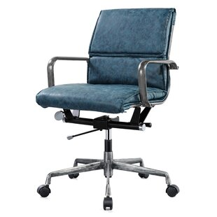 Vegan Leather Office Chair