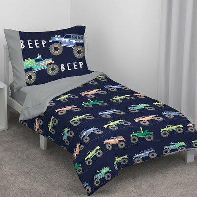 Monster Truck Bedding Wayfair