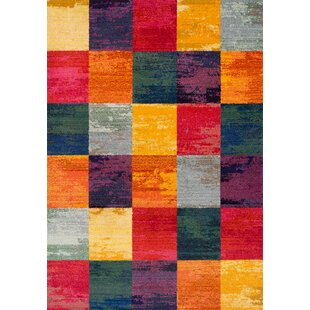 Anahi Multicoloured Rug by Latitude Vive