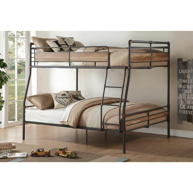 Eloy Full Over Queen Bunk Bed