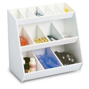 Amazing 13 Inch Cheap Storage Bins - storage-bin-with-13-bins-and-no-shelf  Image_714187.jpg