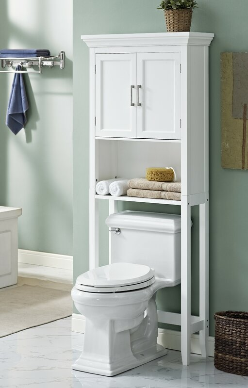 home depot bathroom cabinets in stock simpli home avington 27 quot w x 67 quot h the toilet storage 25295