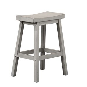 Rutledge Saddle 24  Barstool (Set ...  sc 1 st  Wayfair & Rumford Saddle Barstool | Wayfair islam-shia.org