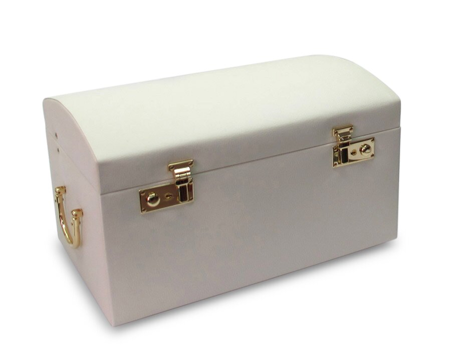 Morelle Large Domed Jewelry Box Reviews Wayfair