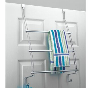 Classico Over The Shower Door Towel Rack