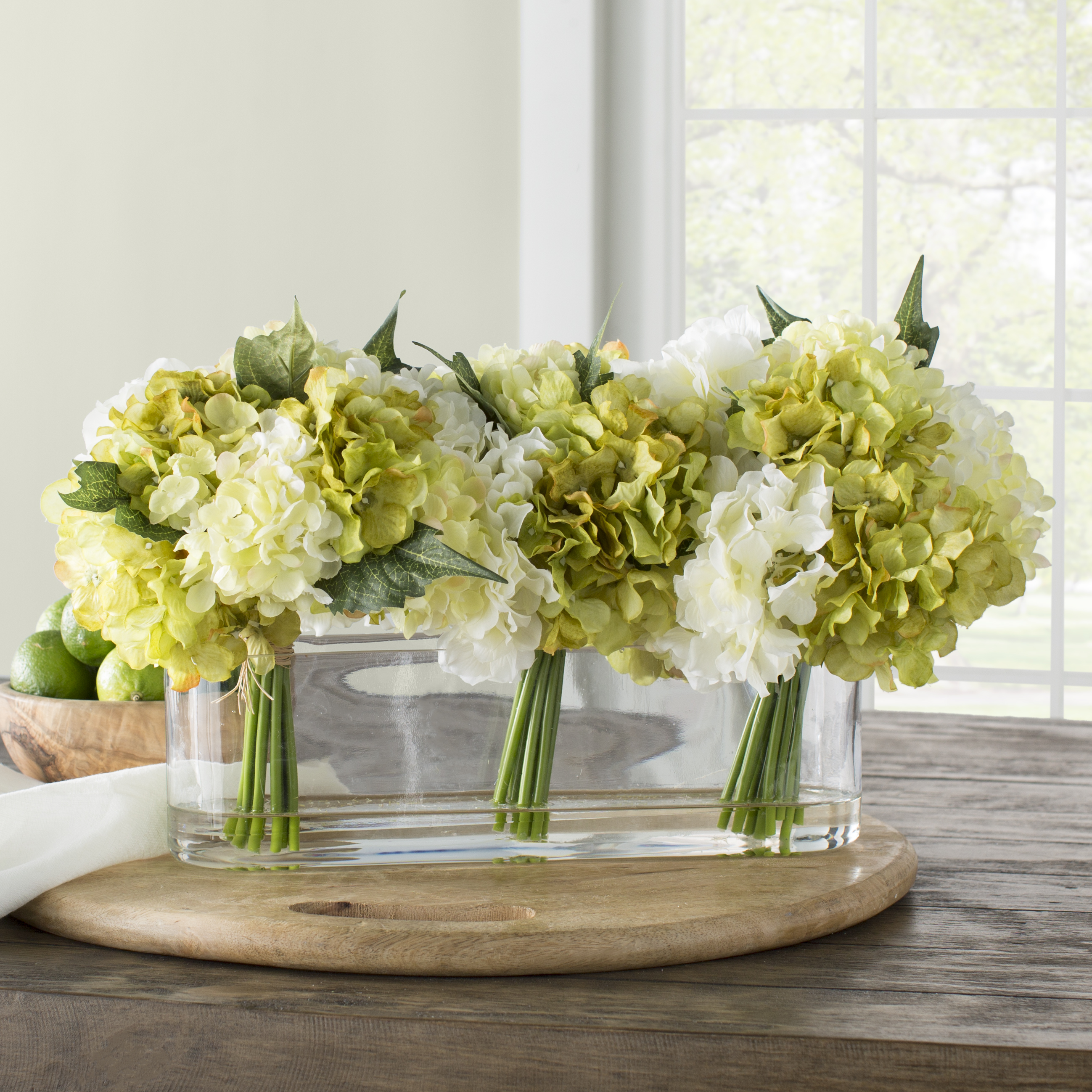 terrific kitchen table centerpiece | Farmhouse & Rustic Table Decor & Centerpieces | Birch Lane