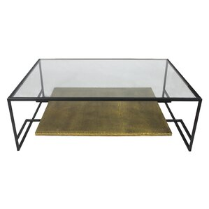 Old Down Coffee Table by B..
