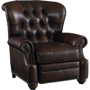 Orien 3 Way Leather Recliner  sc 1 st  Wayfair & Wing Chair Recliners Youu0027ll Love | Wayfair islam-shia.org