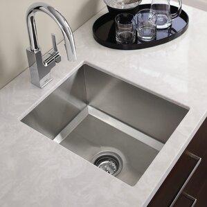 Moen 1600 Series Single Bowl Kitchen Sink