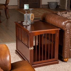 Dog Crate Furniture Amp End Tables You Ll Love Wayfair