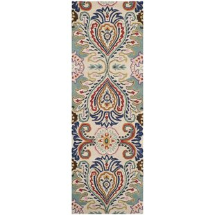 Rudra Blue Area Rug