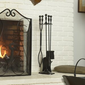 Fireplace Tools You'll Love | Wayfair