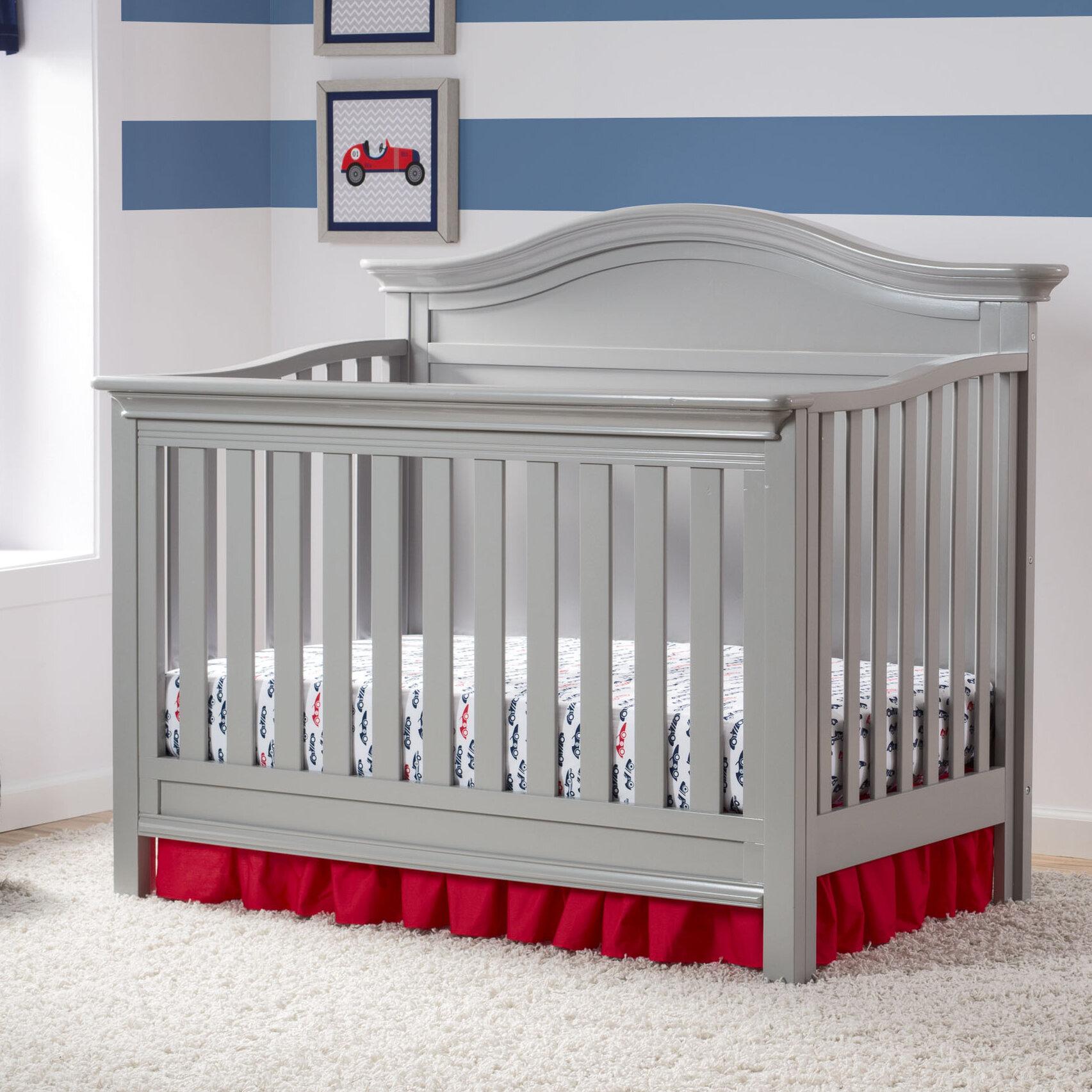 Serta Bethpage 4 In 1 Convertible Crib Reviews Wayfair